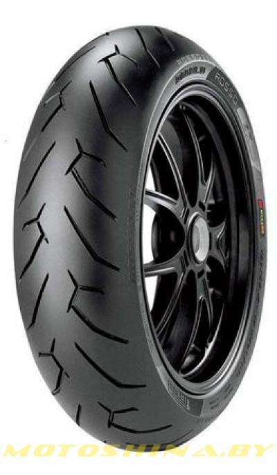 Pirelli Diablo Rosso II 130/70 R17 62H TL Rear